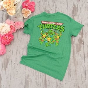 TMNT Ninja Turtles Classic short sleeve Tee